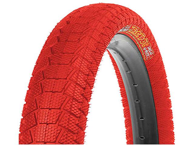 "Kenda Krackpot K-907 Wired-on Tire 20 x 1.95"" kanttråd red"
